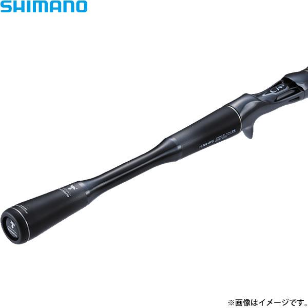 シマノ 18 ポイズン・アドレナ 1610MH 2 センターカット2ピース
